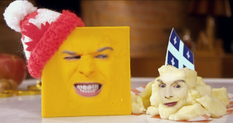Three Short Films About Cheese